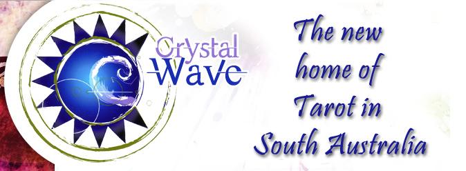Crystal Wave logo home