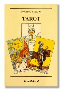 First tarot book published by Don McLeod