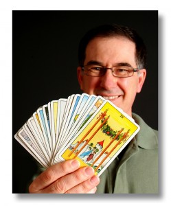Don McLeod - also known as Mister Tarot