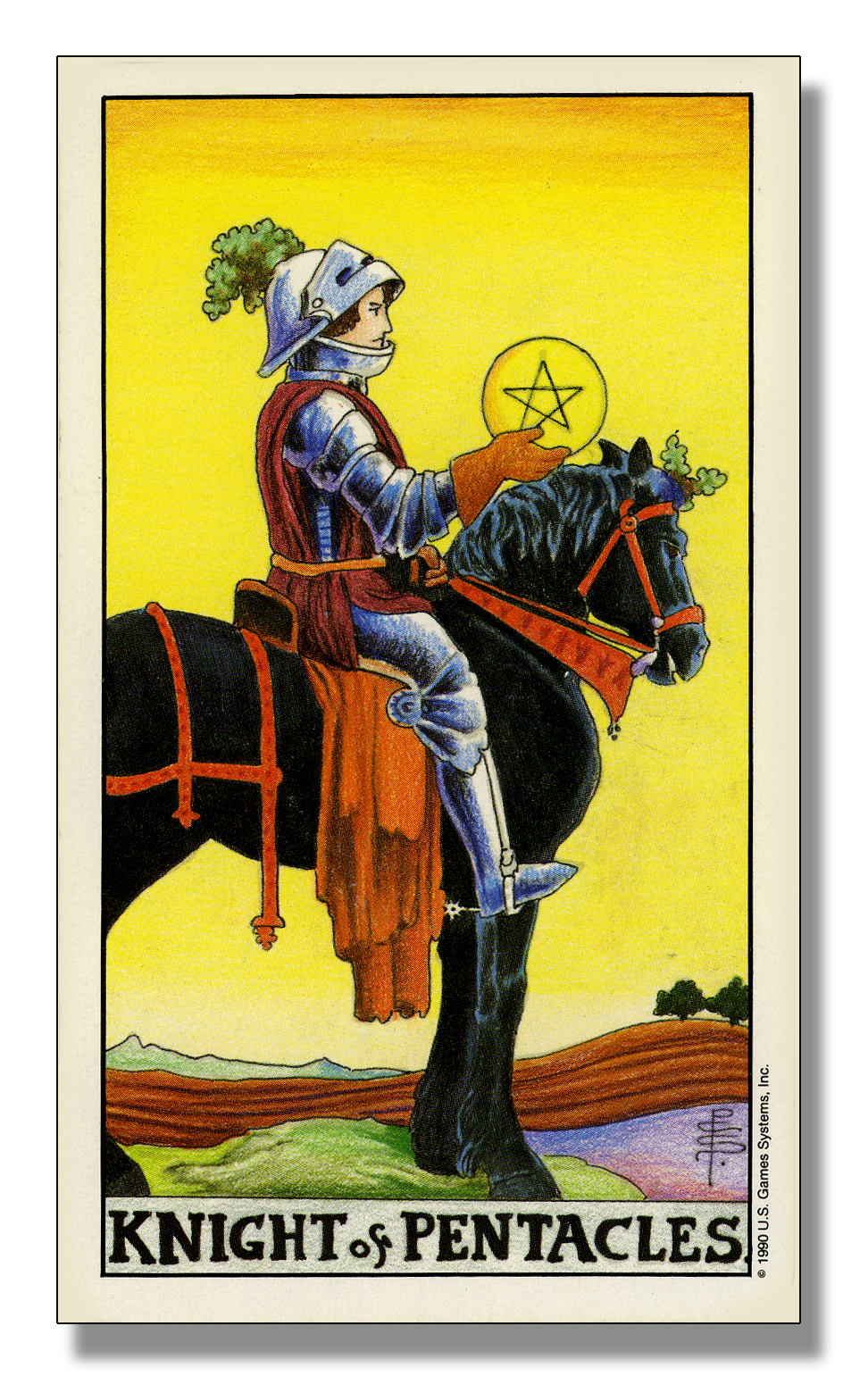 Tarot Knight Of Wands: Which Of Tarot's Court Cards Are You?