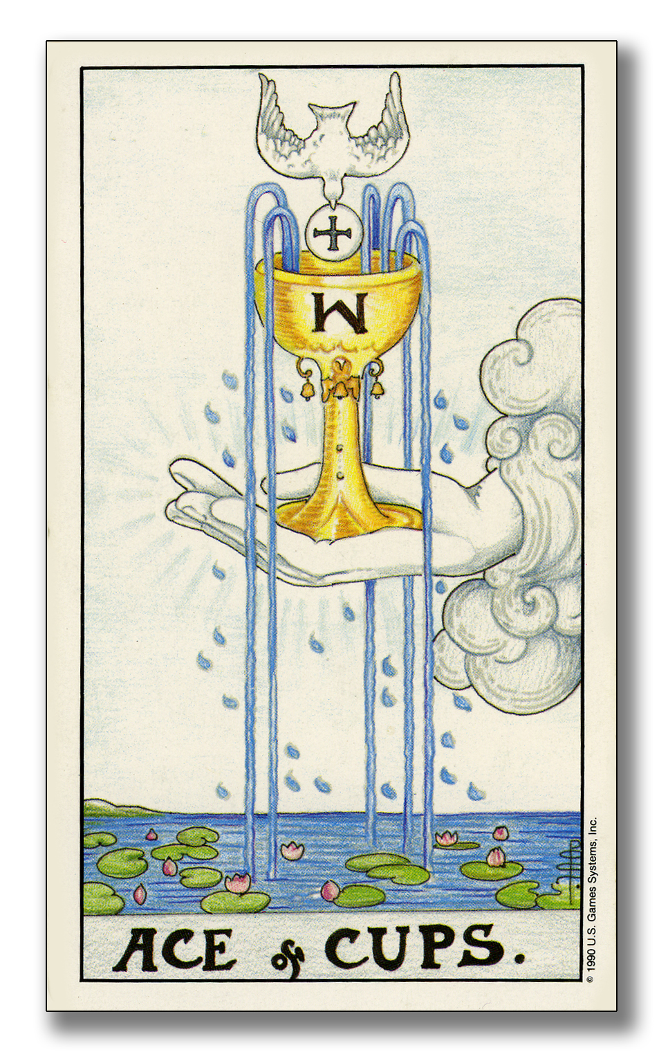 6 of cups and ace wands relationship