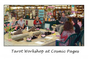 Tarot Workshop at Cosmic Pages Bookshop (Adelaide)