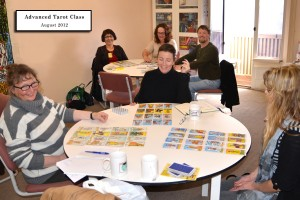 Advanced Tarot Class 2012