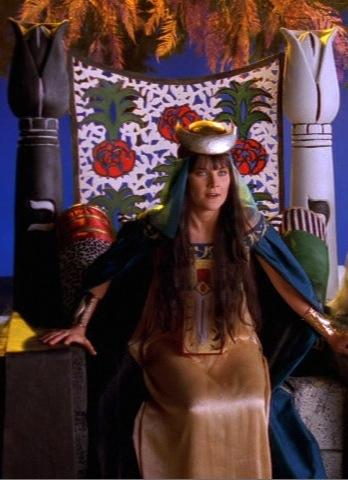 xena - high priestess