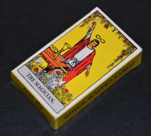 Choose a Rider Waite Tarot deck
