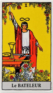 French Rider-Waite Tarot