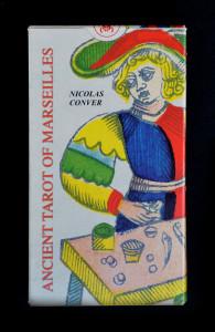 Tarot de Marseilles cards