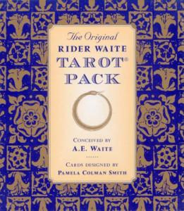 rider waite original