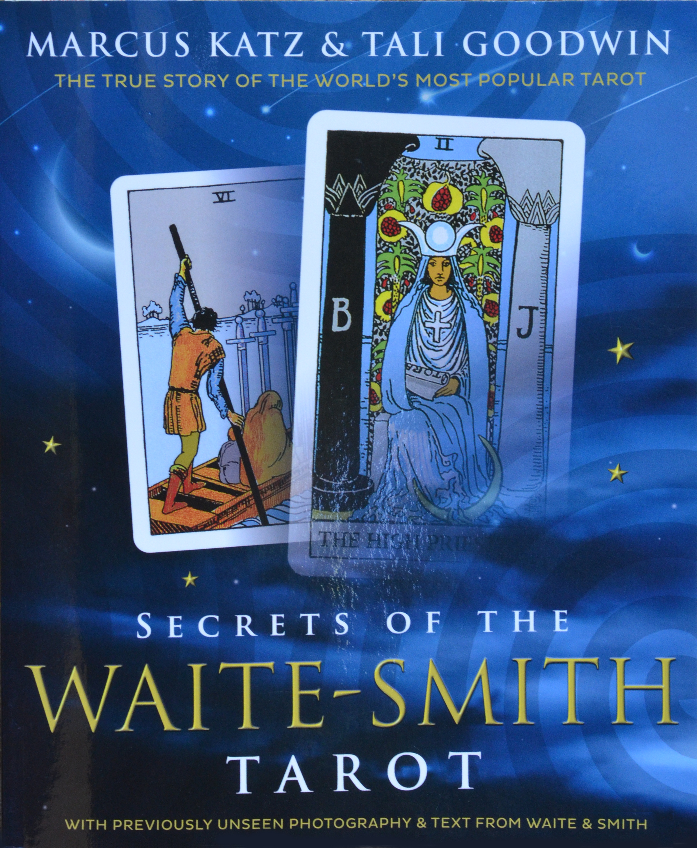 Discover the practical and spiritual uses of tarot cards tarot secrets of waite smith tarot fandeluxe Choice Image
